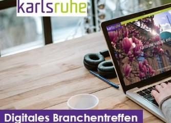 2. digitales Branchentreffen der KTG Karlsruhe Tourismus GmbH