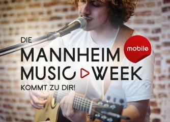 Mannheim Music Week mobile: Neue Formate bringen Livemusik zum Publikum nach Hause