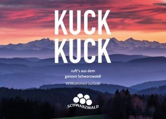 Schwarzwald Tourismus mit breit angelegter Re-Start-Kampagne on air.