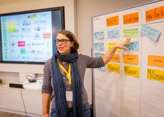 Kristine Honig von Tourismuszukunft empfiehlt 1. Digitales Karlsruher Tourismus Barcamp am 23. Juli