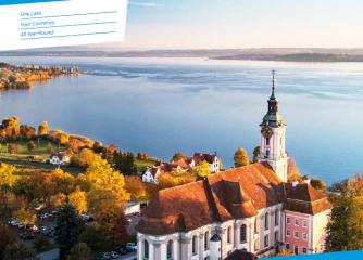 Druckfrisch: Bodensee Travel Guide