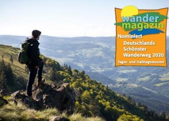 """""""Deutschlands Schönste Wanderwege"""" – jetzt abstimmen!"""
