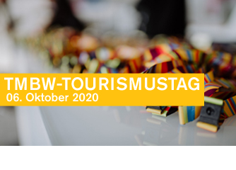 Save the Date: TMBW-Tourismustag am 6. Oktober