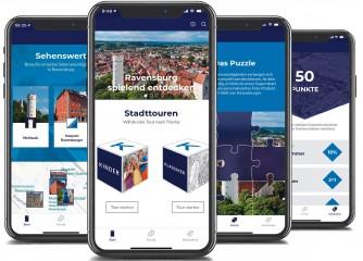 Das neue digitale Stadterlebnis Ravensburg GO
