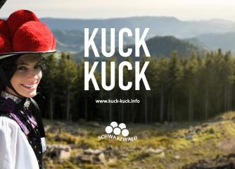 """""""Kuck Kuck""""-Kampagne von Schwarzwald Tourismus sehr erfolgreich"""