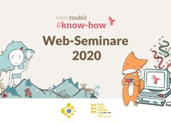 Termine für mein.toubiz Web-Seminare im Dezember