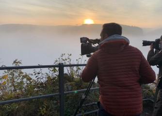 TV-Wetterberichte von der Schwäbischen Alb