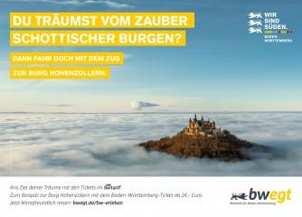 Jetzt bis 22. Januar 2021 bewerben: Baden-Württemberg sucht Destinationen, die bwegen
