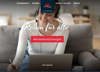 Kostenlose Online-Schulung für Orte und Leistungsträger im Schwarzwald – noch Restplätze für März verfügbar