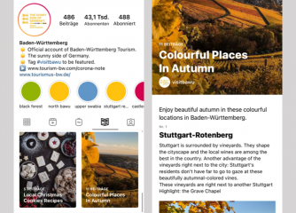 Was sind Instagram Guides?