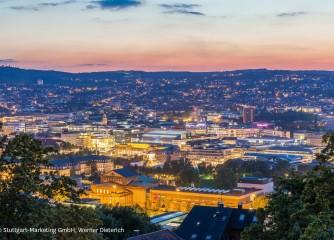 Ausnahmejahr für die Region Stuttgart: Übernachtungszahlen 2020