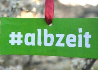 #albzeit – Die Schwäbische Alb ist nun auch auf Instagram präsent