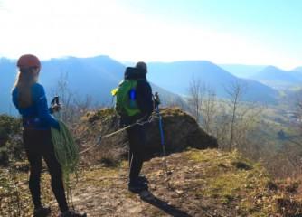 Schwäbische Alb – Wandern am Albtrauf nur noch in Seilschaften erlaubt