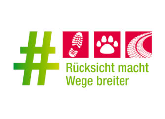 #RücksichtMachtWegeBreiter – Schwäbische Alb Tourismus unterstützt Kampagne des Landkreises Göppingen