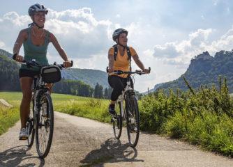 Rauf auf´s Rad – neue Entdeckertouren entlang der Donau
