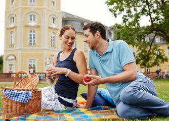 Auf die Plätze, Picknick, los!