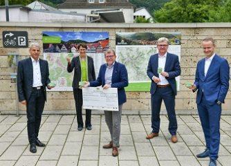 Besuch des Staatssekretärs Dr. Rapp beim Schwäbische Alb Tourismusverband