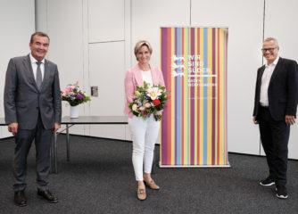 Nicole Hoffmeister-Kraut ist neue Tourismus-Präsidentin