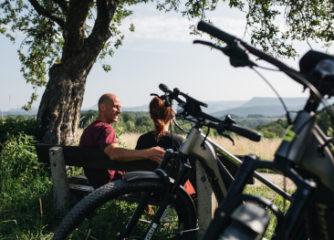 Destinations-Umfrage des Mountainbike Tourismusforum Deutschland zum E-Bike-Tourismus